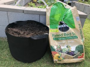Soil and Grow Bag